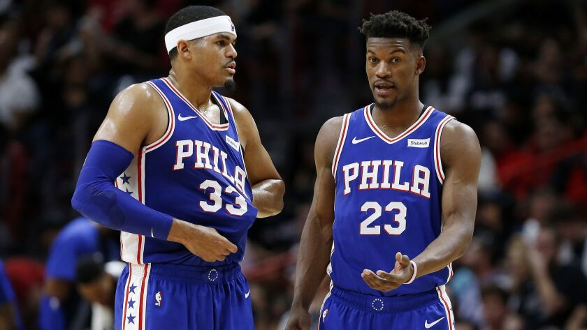Mike Sielski: For Elton Brand's Sixers, one word should sum up their present and future: continuity