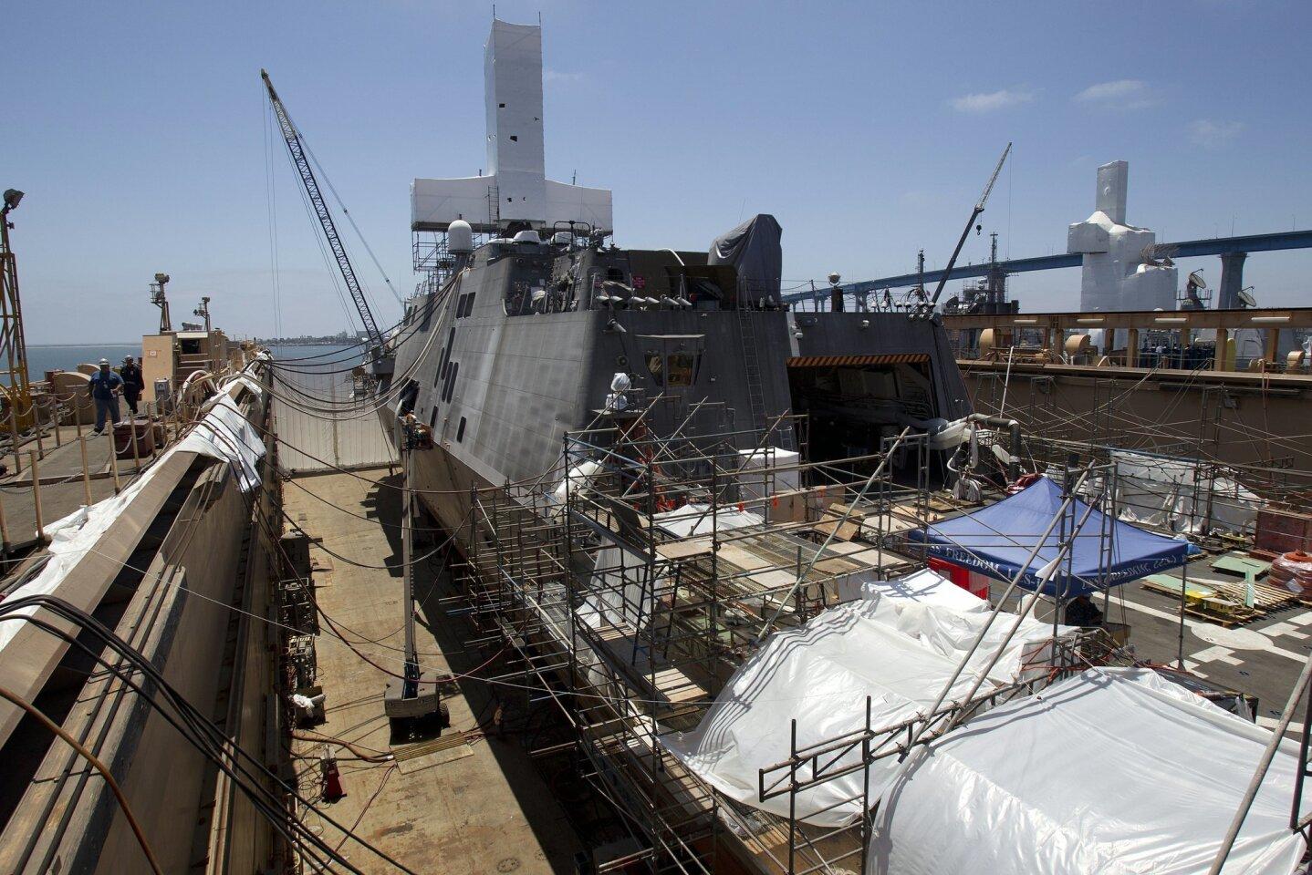 USS Freedom 2011