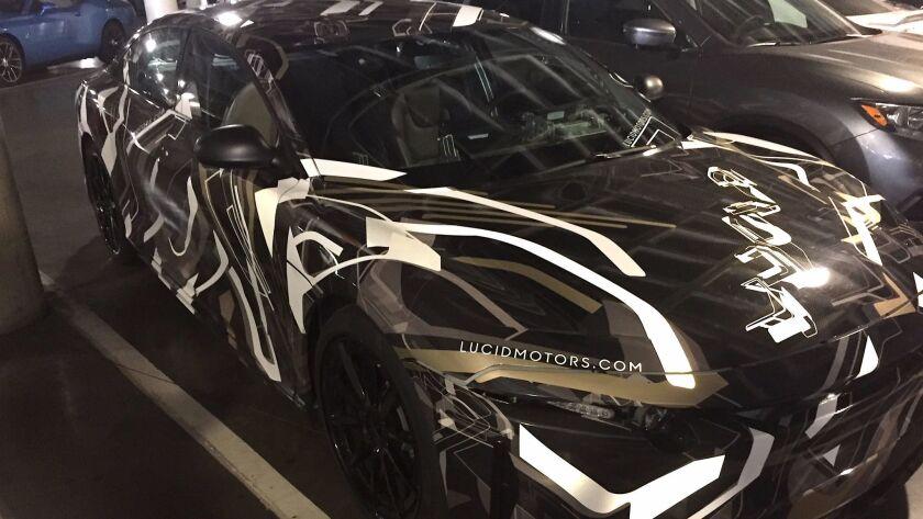 Lucid car