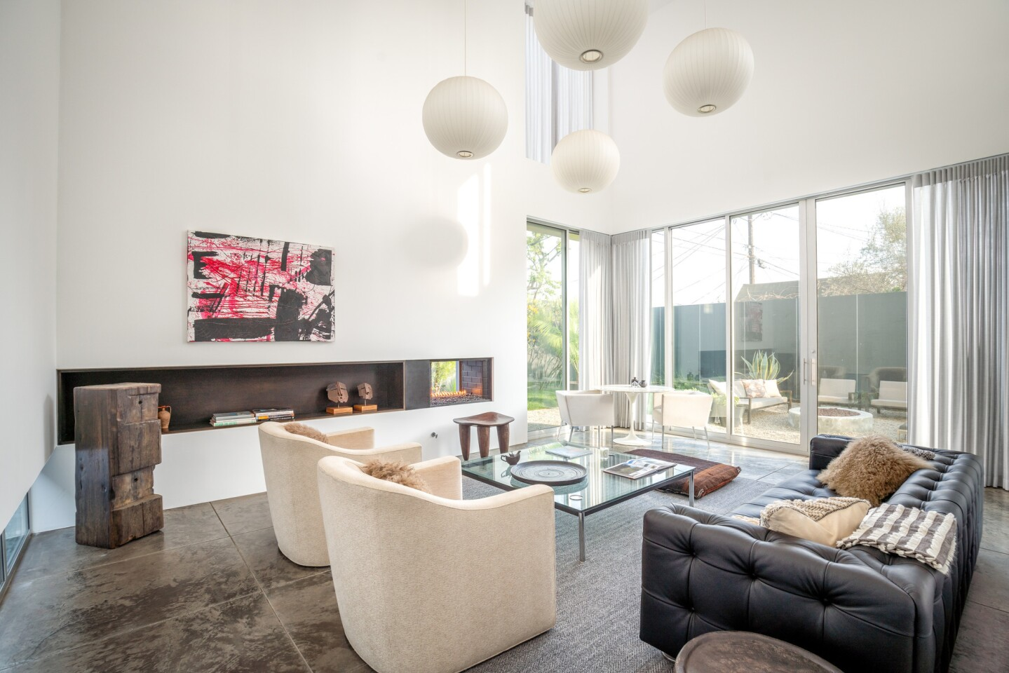 Zoltan Pali-designed home in Larchmont Village | Hot Property