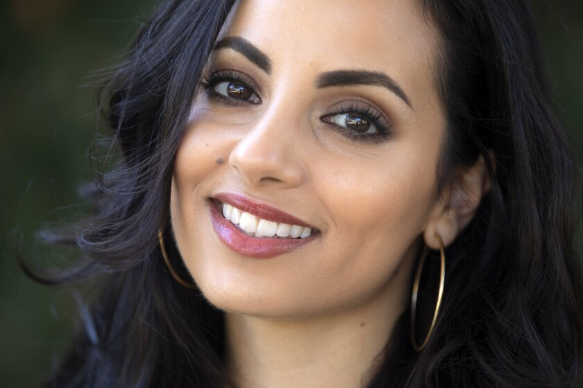 Sandra Saad gives voice to Ms. Marvel in a new video game.