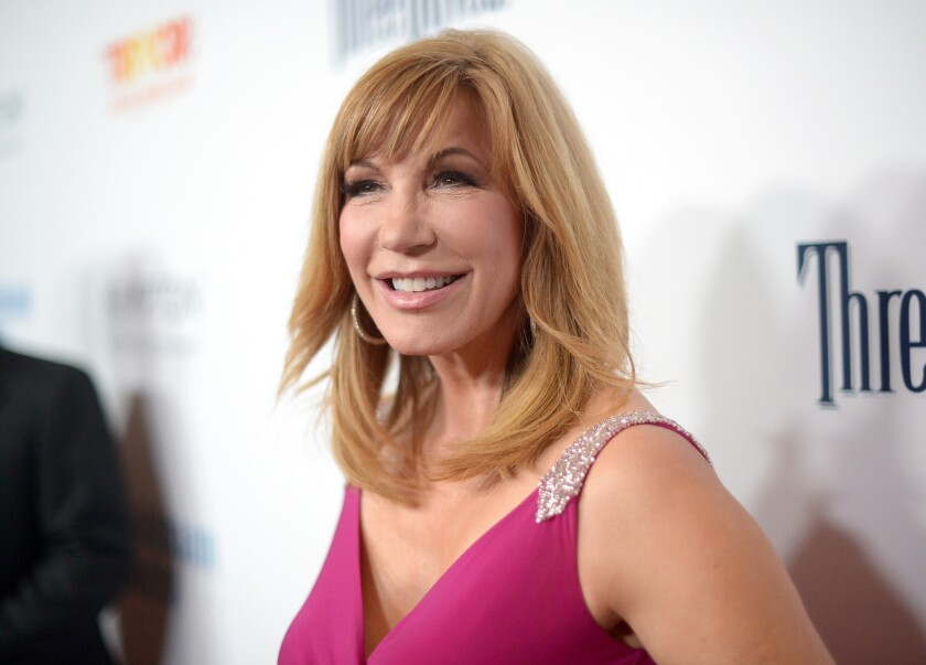 TV personality Leeza Gibbons attends The Trevor Project's 2016 TrevorLIVE LA at The Beverly Hilton Hotel on December 4, 2016 in Beverly Hills, California.