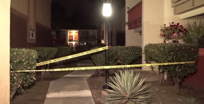 A man alleged to be carrying a gun was fatally shot by Santa Ana police in Fountain Valley on Jan. 20.