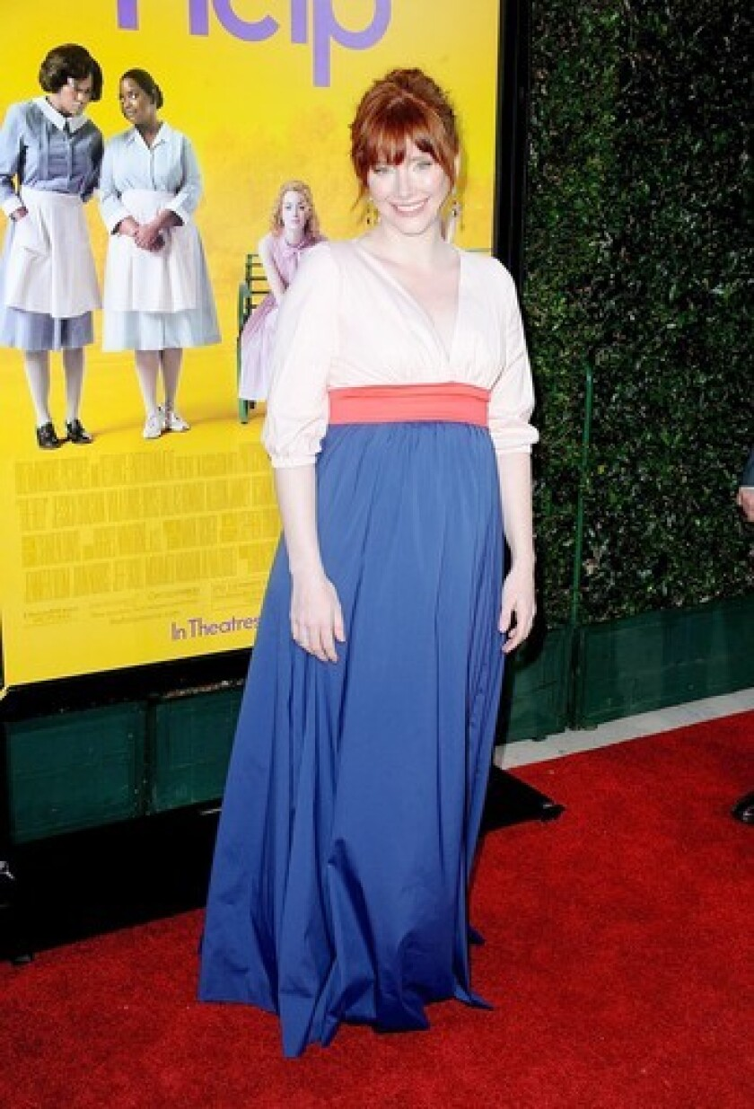 """Bryce Dallas Howard starred as Hilly Holbrook in """"The Help."""""""