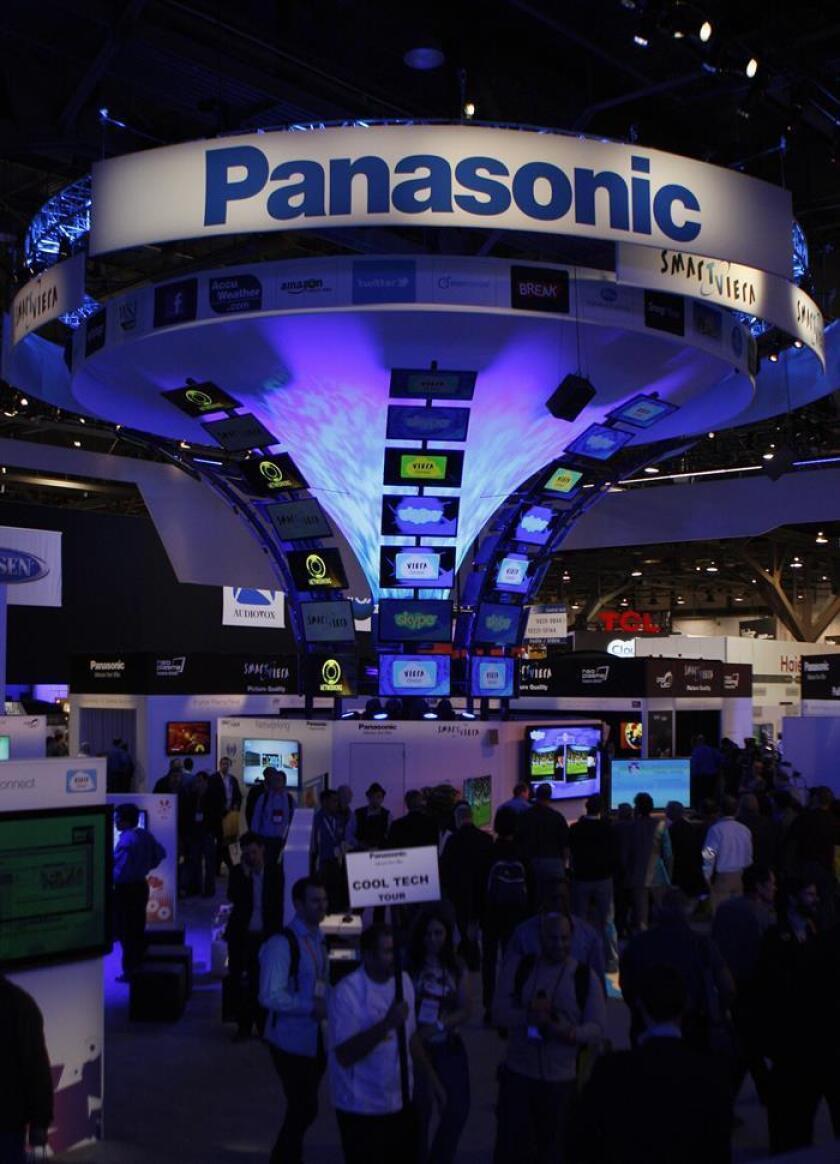La Comisión del Mercado de Valores (SEC) y el Departamento de Justicia multaron hoy por prácticas corruptas a la filial estadounidense de Panasonic con sendas sanciones por un valor total de 280 millones de dólares. EFE/Archivo