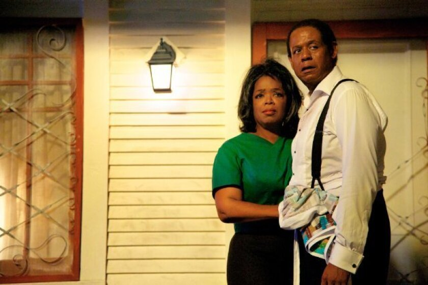 """Oprah Winfrey is auctioning off the chance to meet her at """"The Butler"""" premiere"""