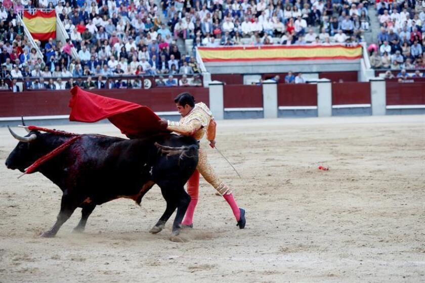 Joselito Adame, diestro mexicano. EFE/Archivo
