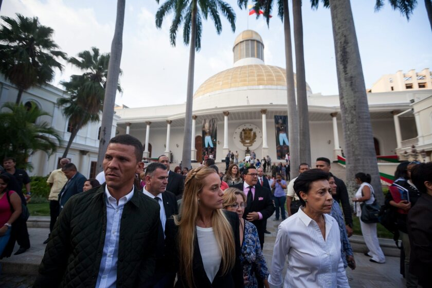 Venezuela court and assembly clash