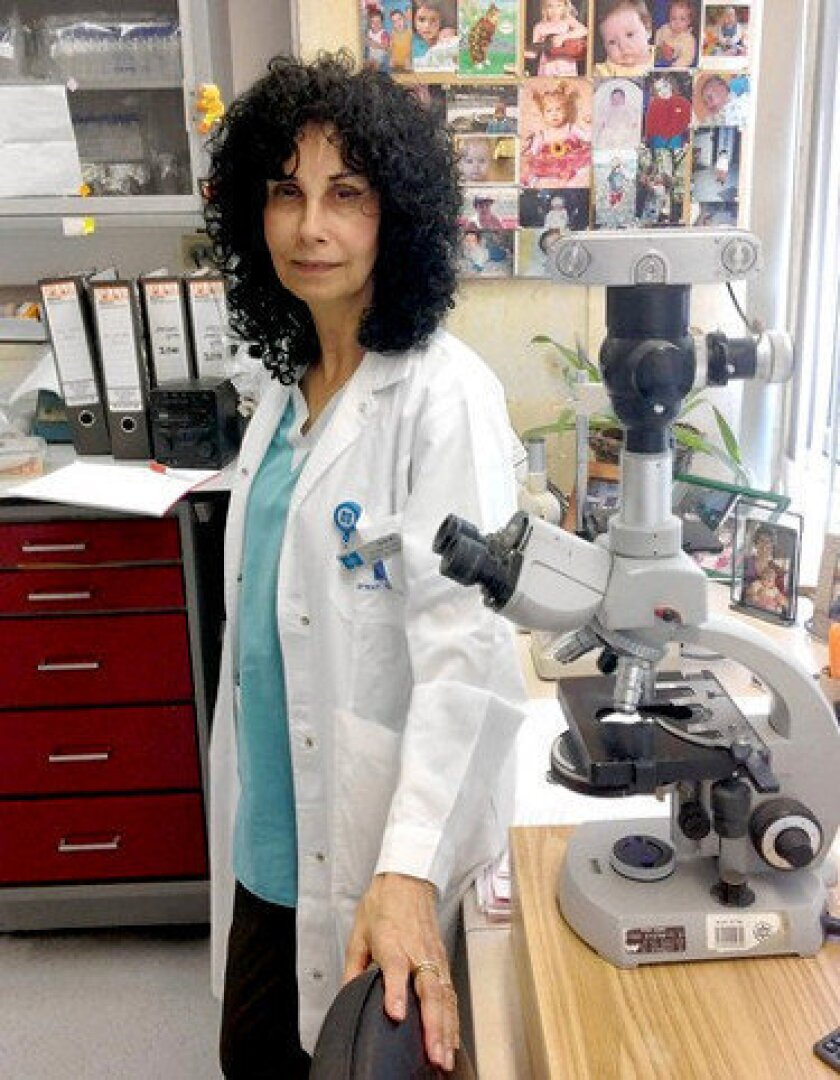 Ruth Har-Nir, head of Hadassah Sperm Bank in Jerusalem, first noticed a decline in quality 10 years ago. Today the bank turns away about two-thirds of potential donors.