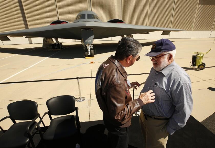 B-2 Instructor Pilot