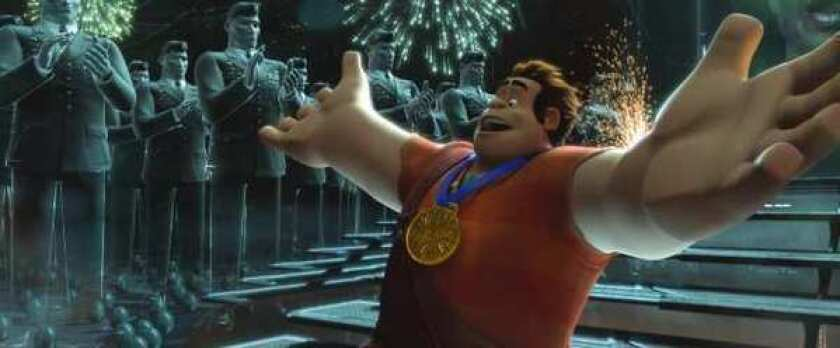 """""""Wreck-It Ralph"""" should rule the weekend box office."""