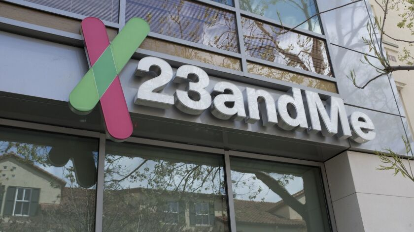 23andMe says it can help drugmakers identify patients for clinical trials more efficiently.