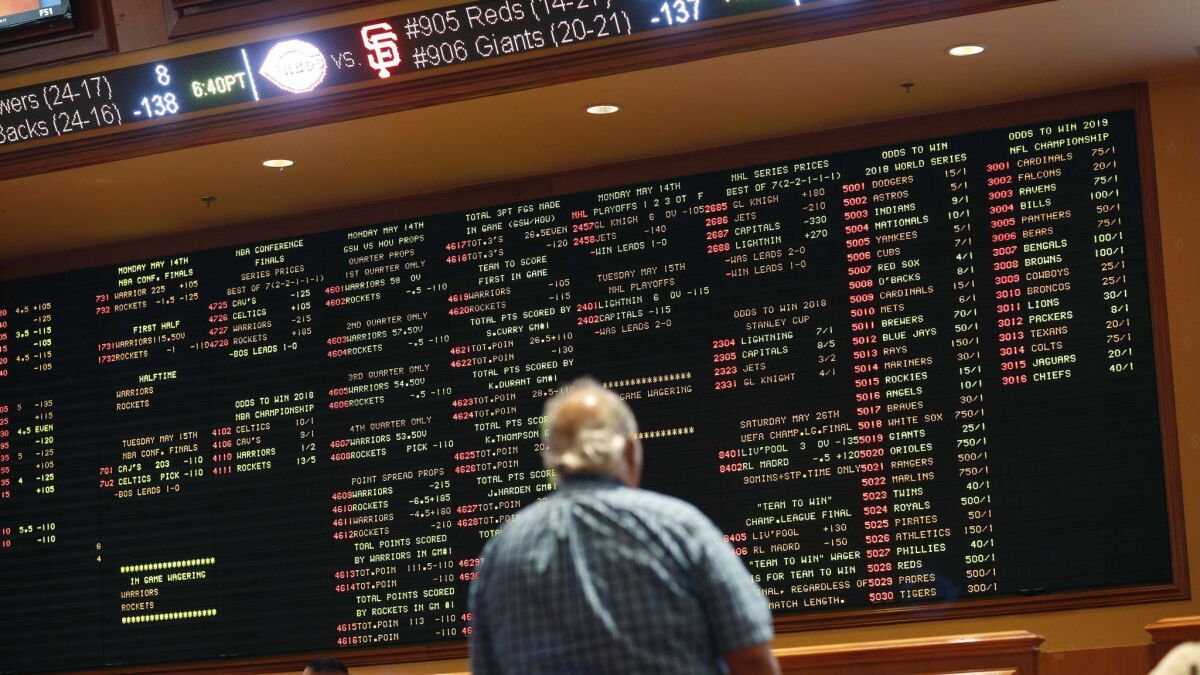 Sports betting in los angeles championship 13 14 betting online