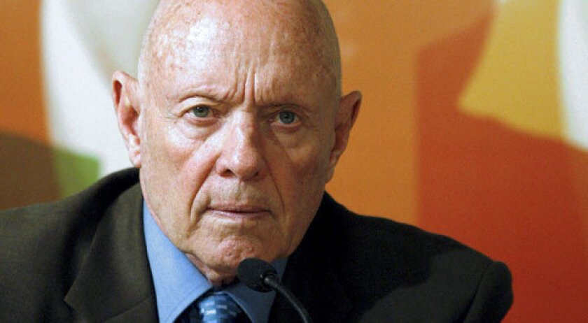 """Stephen Covey, author of the best-selling book """"The 7 Habits of Highly Effective People,"""" died in an Idaho hospital at age 79, his family said Monday."""