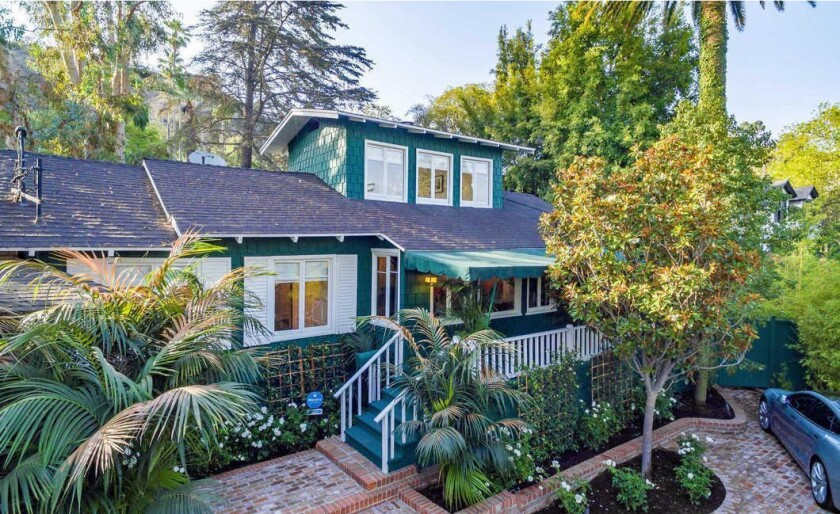 Tony Krantz's Hollywood Craftsman