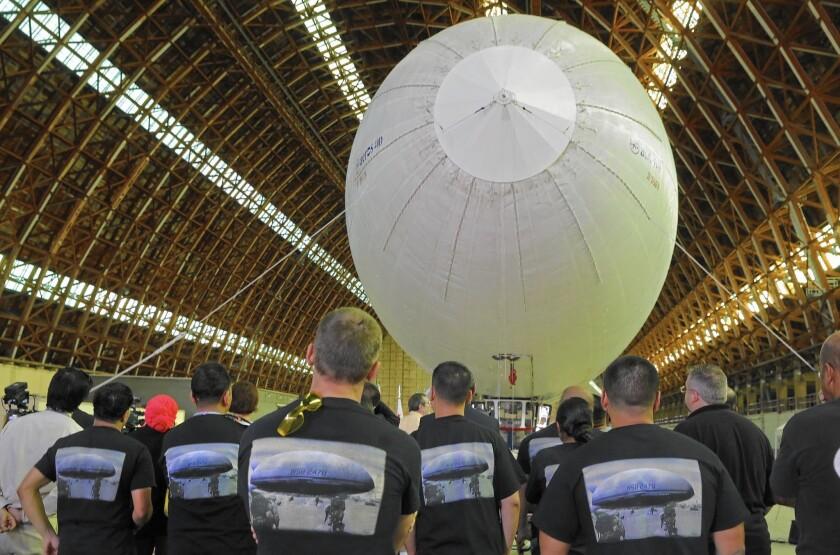 Airship dedication