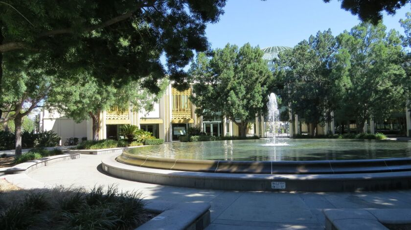 User Upload Caption: Escondido Council Chambers and City Hall