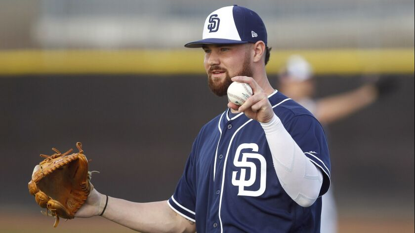 Bond of brothers: Padres' Allen gains inspiration from disabled sibling