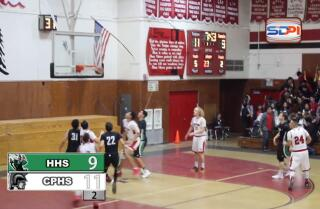 Boys basketball: Hilltop H.S. at Castle Park H.S. - January 27th 2017