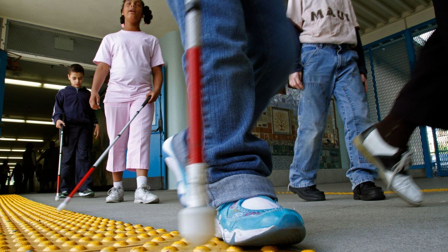 L.A. Unified schools regain full control of programs for their 64,500 disabled students
