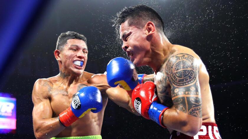 TOP 5:  Reyes aztecas, los mejores campeones mexicanos de boxeo de 2018
