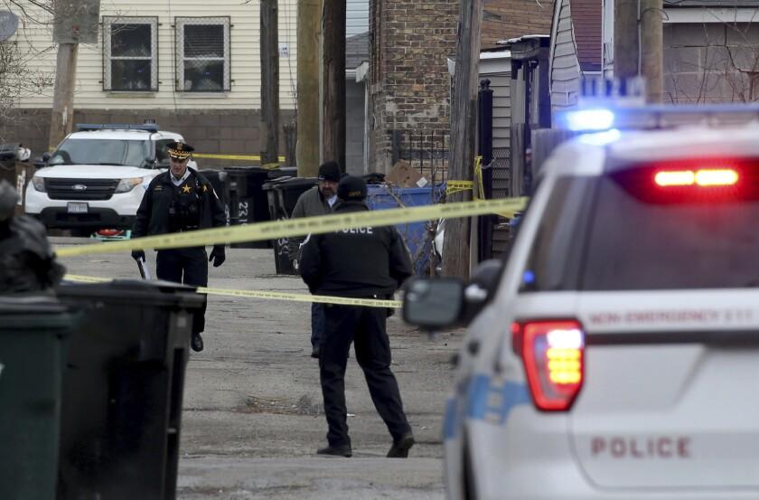Washington: 1 muerto y un herido en tiroteo cerca de campus