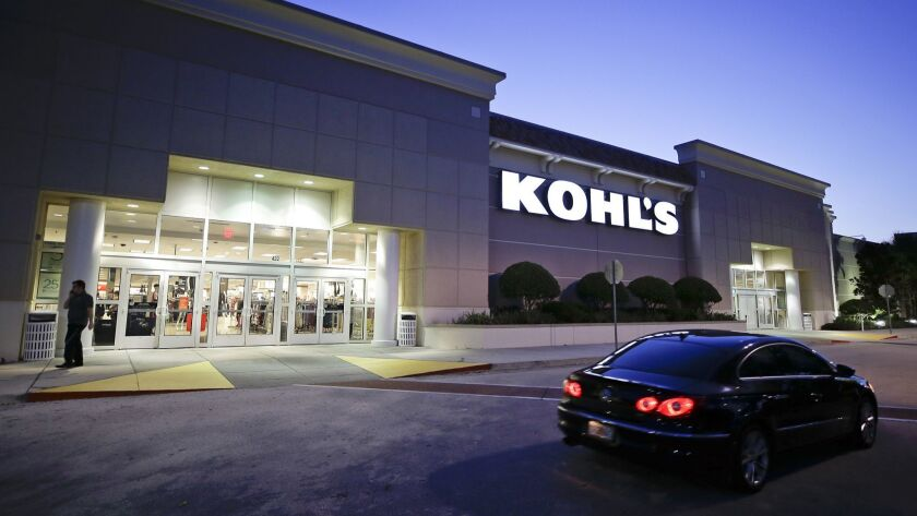Kohl's breezed past profit and revenue expectations for the second quarter and raised its outlook for the year, only to be punished by investors before the opening bell Tuesday.