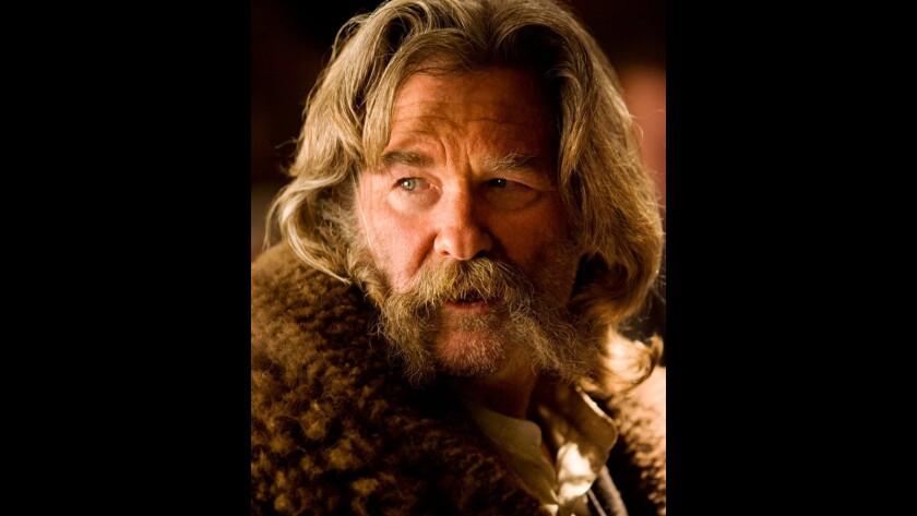 Kurt Russell in 'The Hateful Eight'