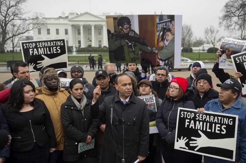 Protest against deportation plans