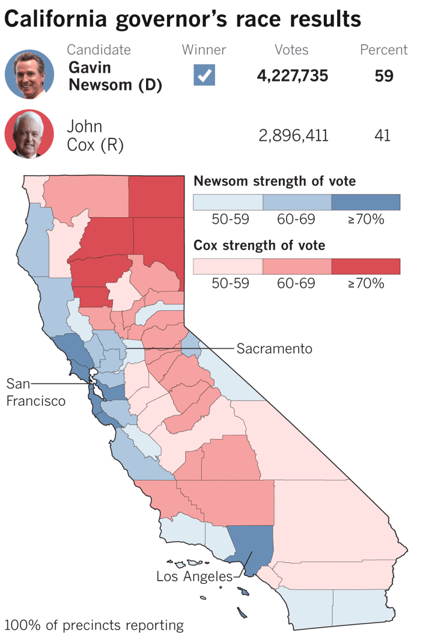 la-pol-ca-g-governors-race-county-map-20181107
