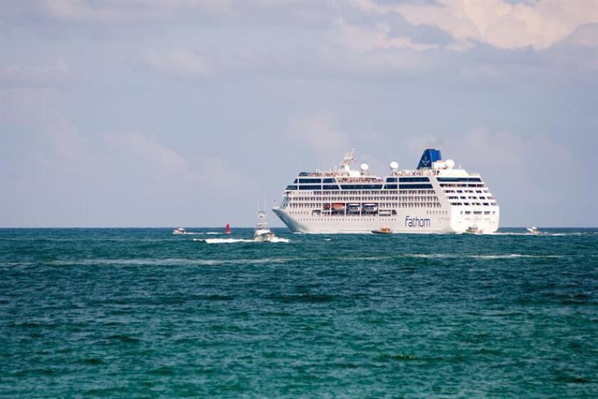 La corporación Carnival busca tomar impulso en el actual periodo de crecimiento que vive el sector de los cruceros turísticos y se apoya en uno de los grupos de consumidores que mayores perspectivas y fidelidad ofrecen, los hispanos. EFE/ARCHIVO