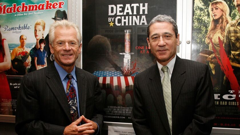 """""""Death By China"""" New York Screening"""