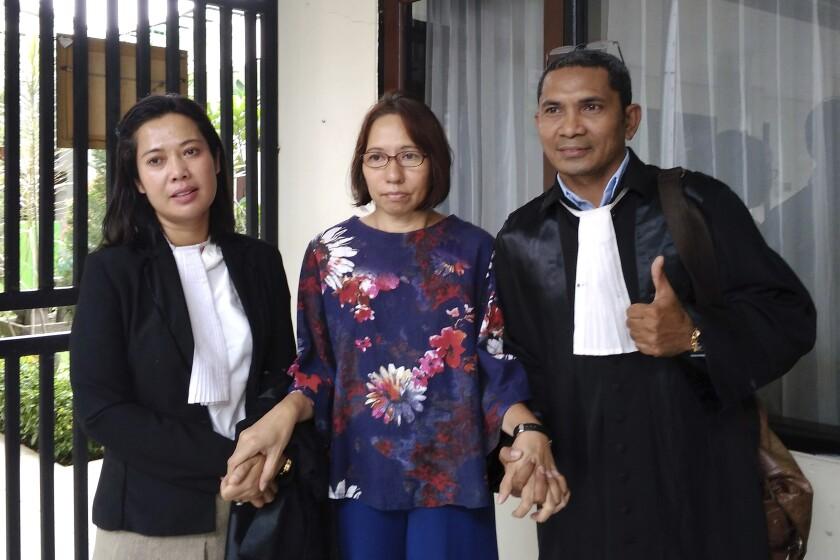 Indonesia Blasphemy Trial