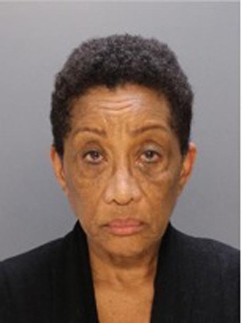 This undated photo provided by Philadelphia Police Department shows Janet Powell-Dailey. The Philadelphia Police Department says Powell-Dailey, who ran Powell Funeral Home, was taken into custody Thursday, Nov. 19, 2015 and charged with abuse of a corpse months after three decomposing bodies were found in a garage. (Philadelphia Police Department via AP)