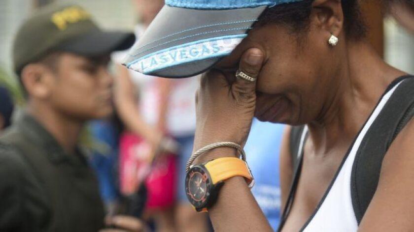 """""""De nada nos valió toda la travesía que hicimos, arriesgándonos en la vida, en la salud"""", le dice Manresa a BBC Mundo vía telefónica desde albergue """"Jesús, el Buen Pastor"""" de Tapachula, en sureste de México."""
