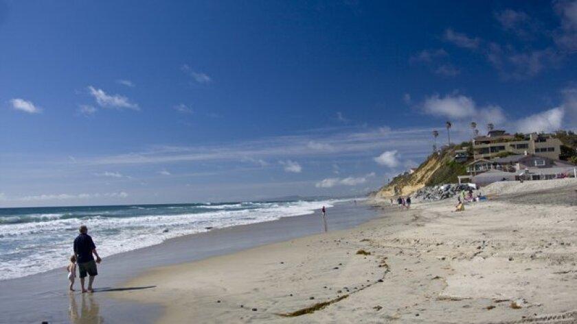 Moonlight Beach, Encinitas