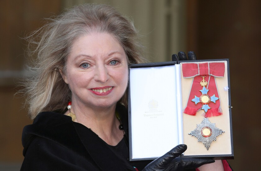 Dame Hilary Mantel