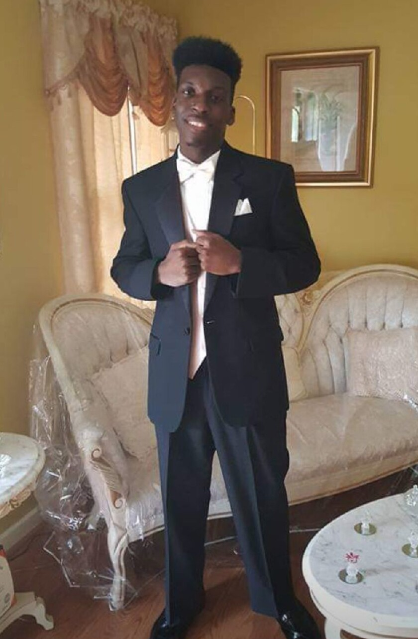 Emantic Fitzgerald Bradford Jr. was killed by police at an Alabama mall on Thanksgiving.