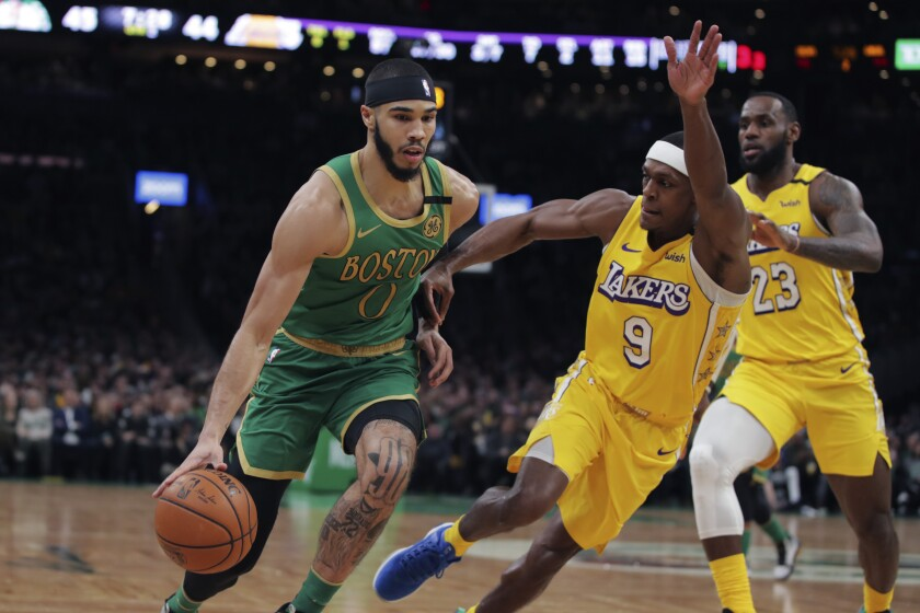 Lakers suffer worst loss this season against rival Boston Celtics