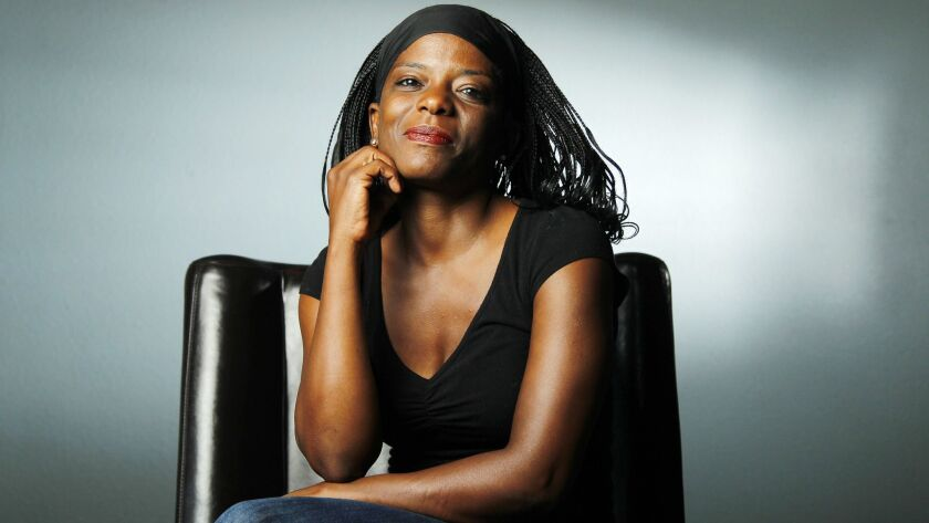 Delicia Turner Sonnenberg is a founder and Artistic Director of MOXIE Theatre.