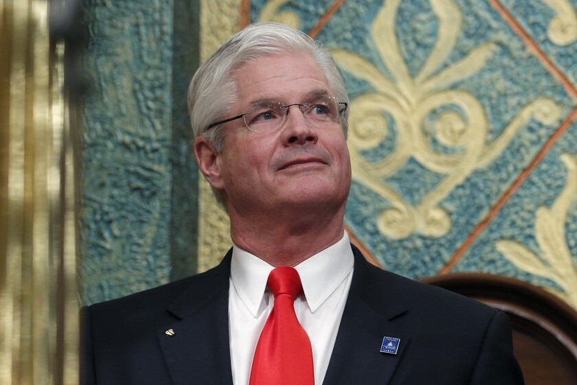 Michigan Lawmaker Insults