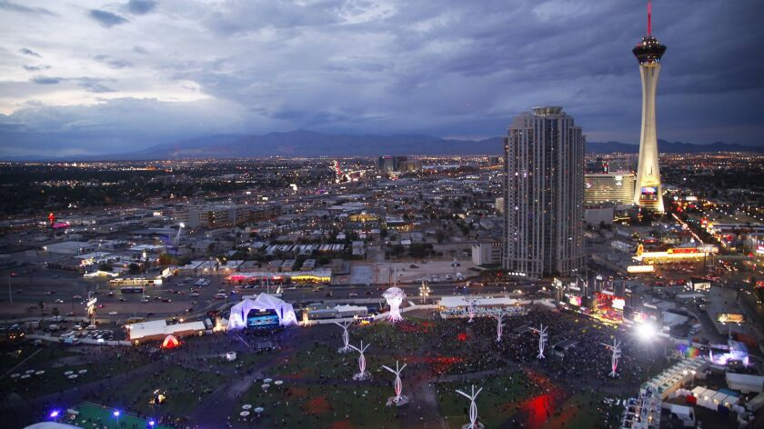 Rock in Rio USA debuted in Las Vegas in 2015 with a $75 million budget. 45 acres and sparse attendan
