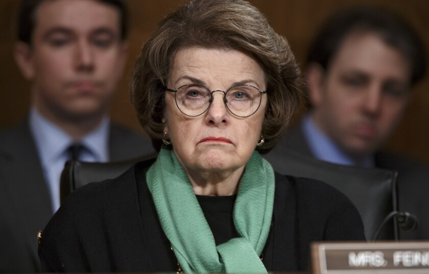 Senate Intelligence Committee Chair Sen. Dianne Feinstein's allegation that the CIA improperly searched Senate Intelligence Committee computers and tried to trigger a criminal investigation of committee staffers calls for a thorough investigation by the Obama administration.