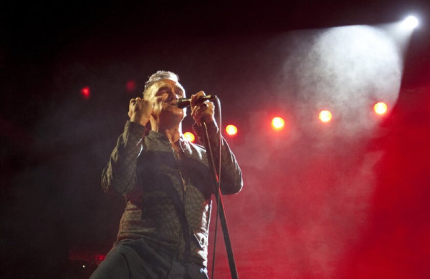 Morrissey offers more thoughts regarding Margaret Thatcher