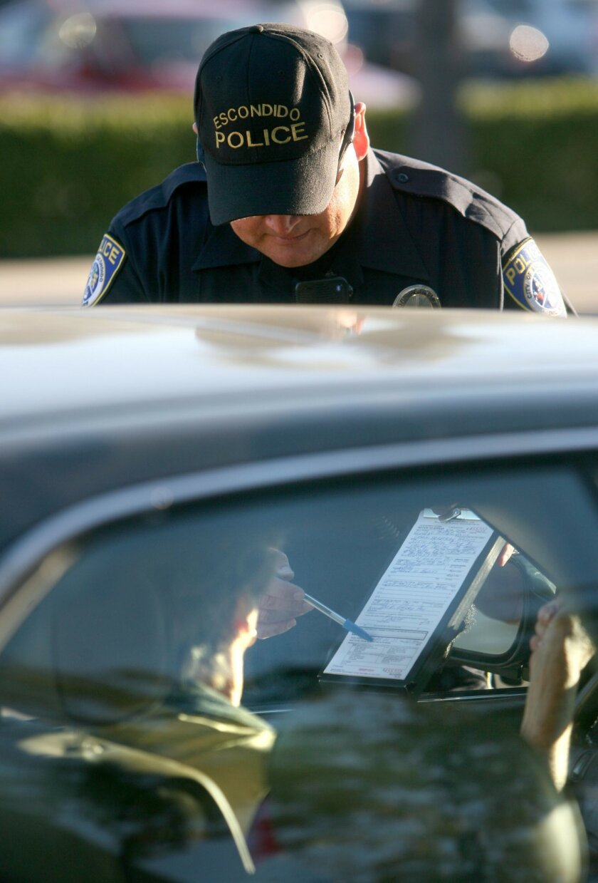COURTS: How your $35 speeding ticket becomes a $235 fine