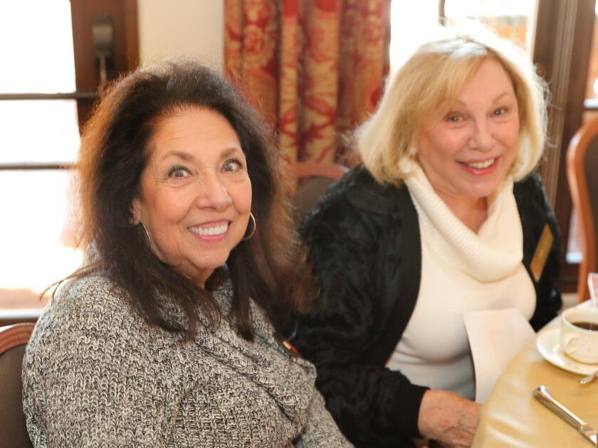 RSF Rotary Club hosts author Barbara McNally