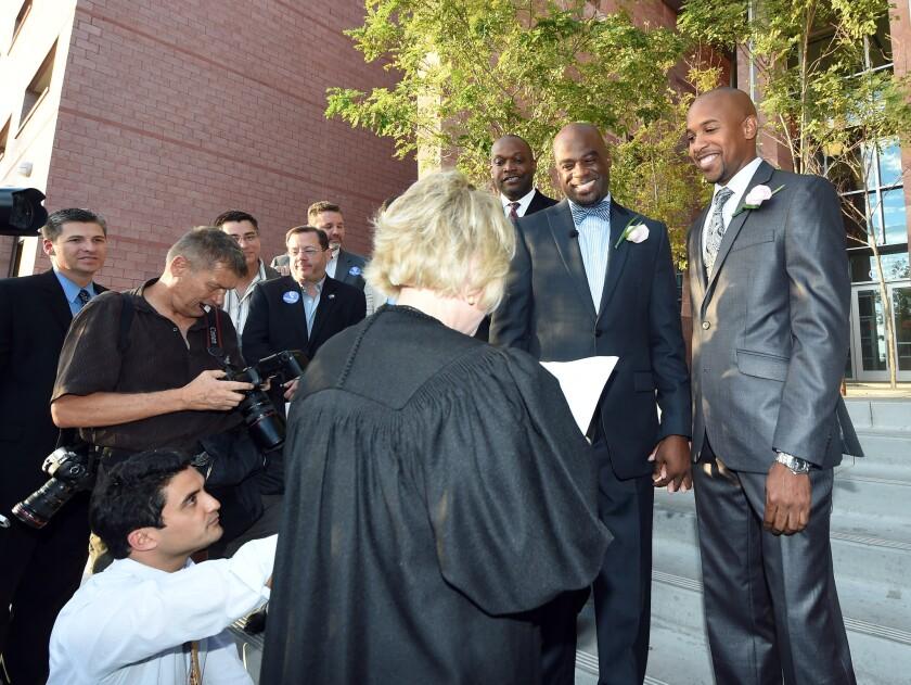 Nevada same-sex marraige