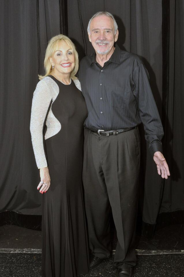 Singer Marie and Producer/trumpeter Dominick Addario