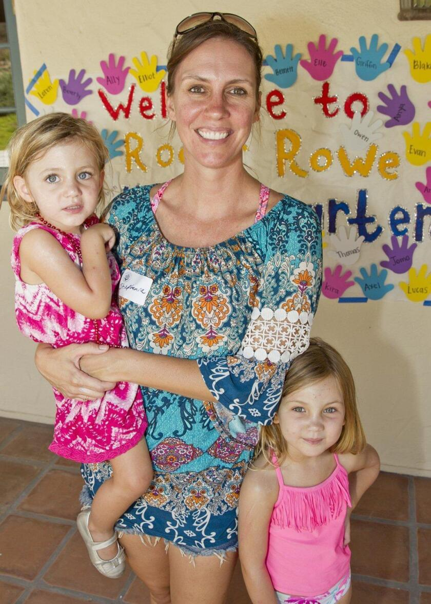 Daisy, Stephanie, and Savannah Alexander