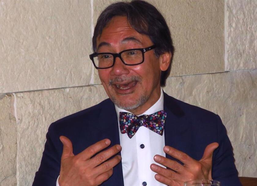 El doctor Óscar Prospéro García, del departamento de fisiología de la Universidad Nacional Autónoma de México (UNAM), habla con EFE previo al Día Mundial del Sueño. EFE